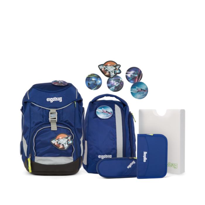 7639283fed Školská taška Set Ergobag pack Outbearspace