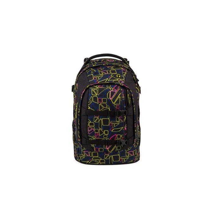 Školský batoh Satch pack - Disco Frisco  199cb2fbeb