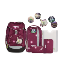 Školská taška Set Ergobag pack Beary Tales Galaxy